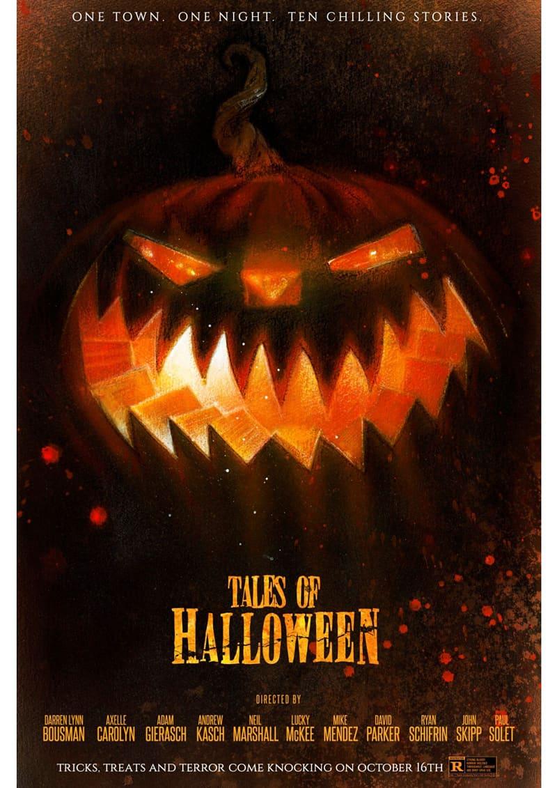 Tales Of Halloween Movie 2015