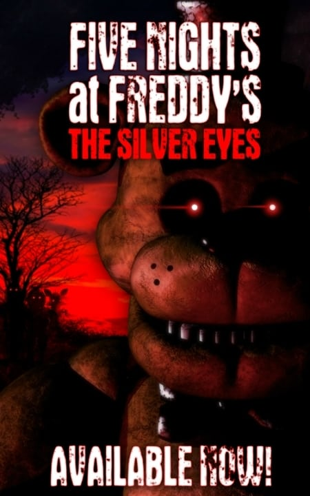 Image result for five nights at freddy's the silver eyes