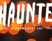 "COMMUNITY CHECKIN: Jon Schnitzer -""Haunters"""