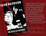 FEATURED FEAR MAKER: Josh Hancock
