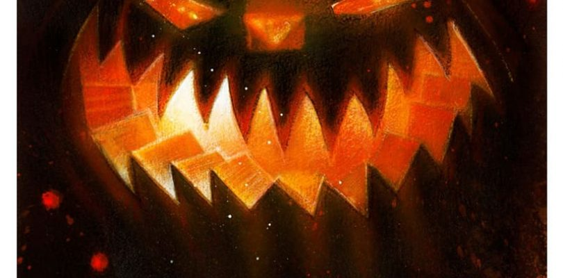 "New ""Tales of Halloween"" Poster by Legendary Drew Struzan"