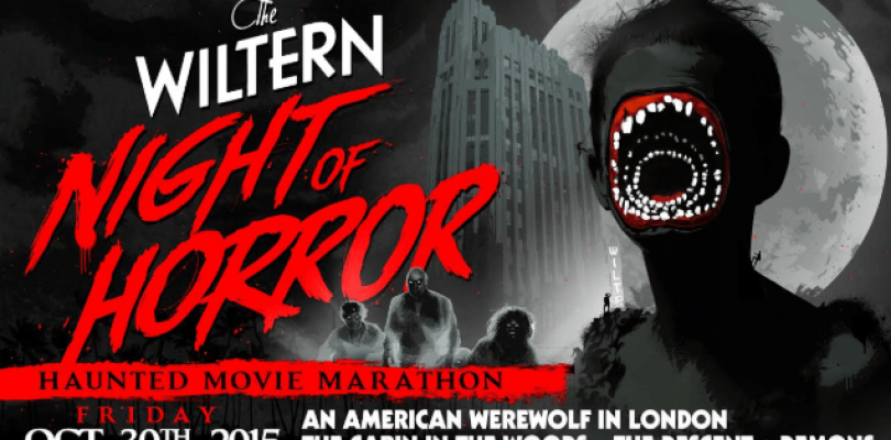 Win Two FREE Tickets to The Wiltern Night Of Horror