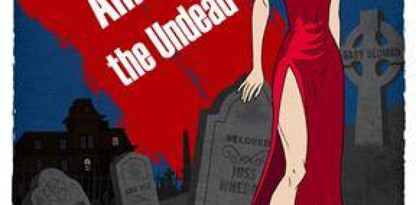 "BLOOD BANK: ""A Place Among The Undead"" – Juliet Landau"