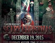 ANNOUNCEMENT: Scary Christmas 2015 Coming To Burbank!