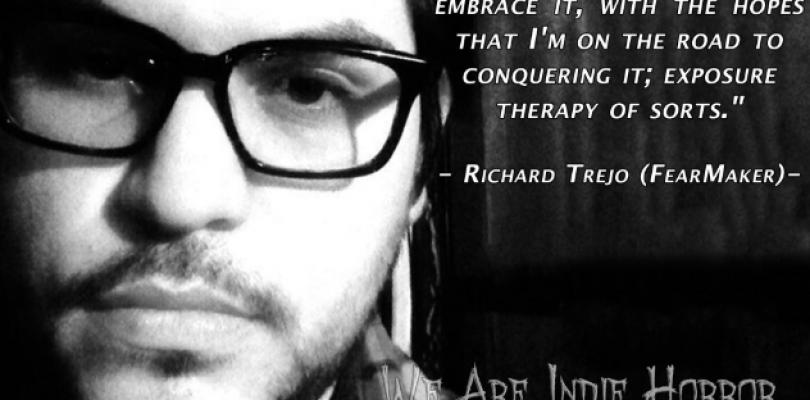 FEATURED FEAR MAKER: Richard Trejo