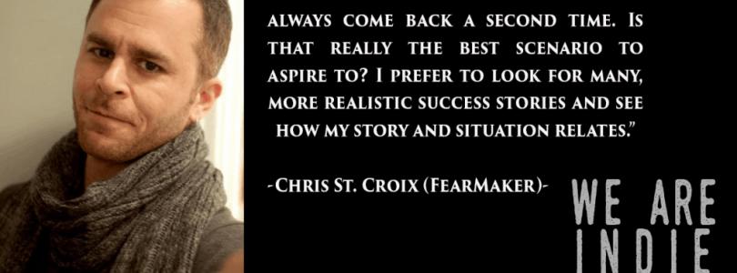 FEATURED FEARMAKER: Chris St. Croix