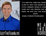 FEATURED FEARMAKER: Mark J Parker