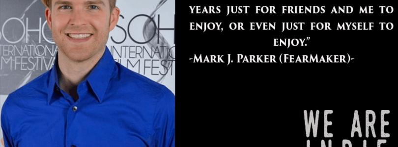FEATURED FEARMAKER: Mark J Parker