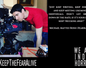 FEATURED FEARMAKER: Michael Matteo Rossi