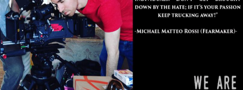 FEATURED FEARMAKER: Michael Matteo Rossi