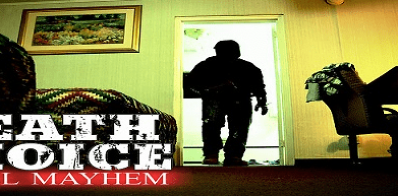 """""""Death Choice"""" Is A Choose Your Own Adventure Slasher!! What Are You Waiting For?"""