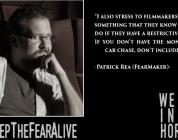 FEATURED FEARMAKER: Patrick Rea