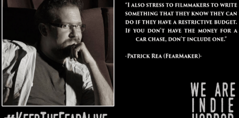 FEATURED FEARMAKER: Patrick Rea