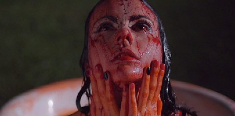 "Pandie Suicide Surprises in New Short ""Blood Bath"""