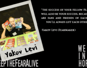 FEATURED FEARMAKER: YAKOV LEVI