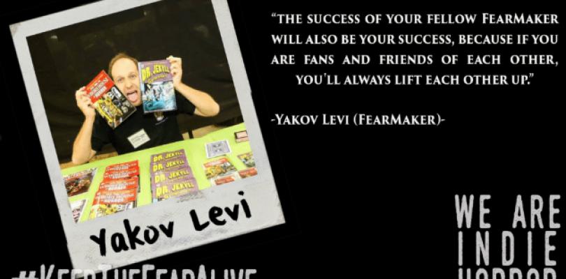 FEATURED FEARMAKER: YAKOV LEVI