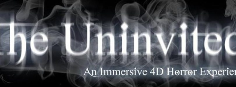 'The Uninvited: Awakening' 4-D Haunted House Experience Comes to NYC
