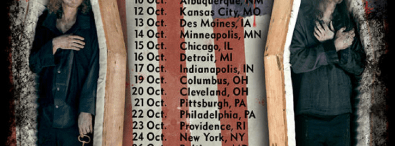 'American Murder Song' Hit the Road in October