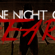'One Night of Fear' Now Out on Amazon Prime
